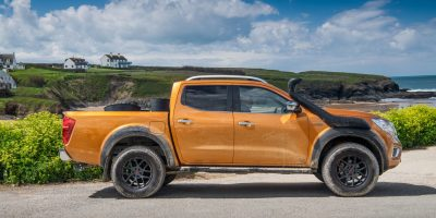 Nissan Navara: arriva la versione Off-Roader AT32