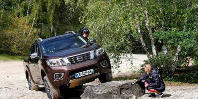 Il Nissan Navara sbarca negli USA (ma solo per un rally)