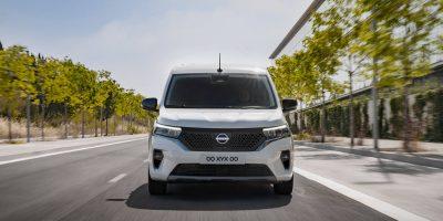 Nissan Townstar, com'è il nuovo veicolo commerciale giapponese