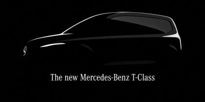 Mercedes Classe T: arriverà nel 2022 il van compatto per trasporto passeggeri