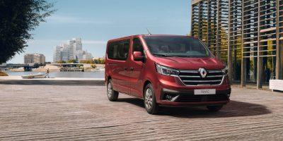 Nuovi Renault Trafic Passenger e SpaceClass