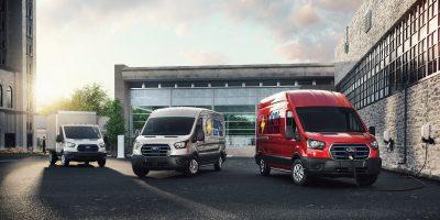 Veicoli commerciali Ford: offerta dei modelli in listino nel 2021
