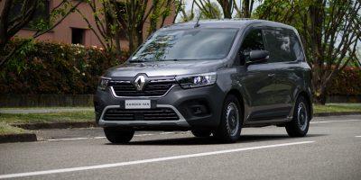 Renault Veicoli Commerciali: il test dei nuovi Kangoo, Express e Trafic