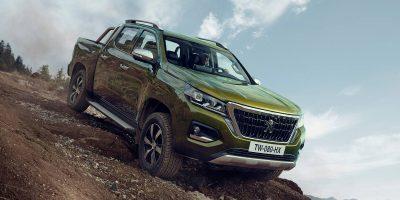 Peugeot Landtrek: foto e caratteristiche del nuovo pick-up francese