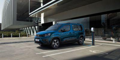 Il nuovo Peugeot E-Rifter è ordinabile