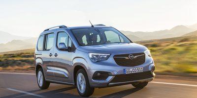 Opel Combo Life: nuova multispazio