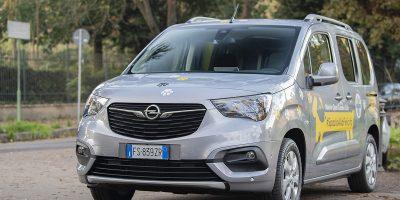 Opel Combo Life, l'edizione 'Pet Lovers' approvata da ENPA