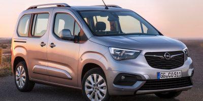 Opel Combo Life: le foto e i dati