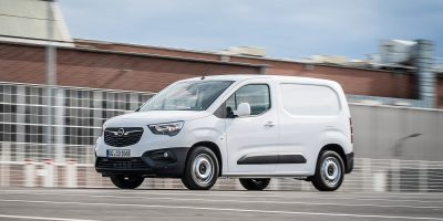 Opel Combo Cargo, massima sicurezza con il Surround Rear Vision