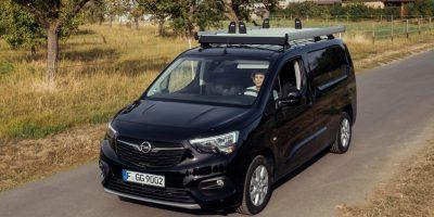 Opel Combo: i prezzi degli accessori del furgone tedesco