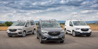 Opel Combo: i sistemi di assistenza alla guida