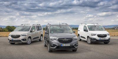 Opel 2020: nuovi pack per Combo, Vivaro e Movano