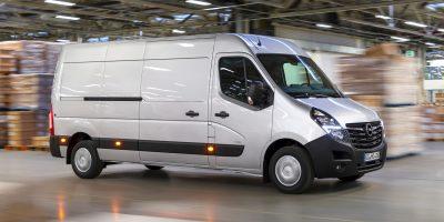Opel Movano restyling: le foto e i dati