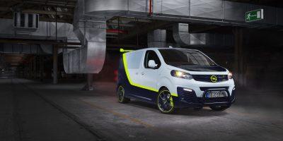 Opel O-Team Concept: la Zafira Life tuning