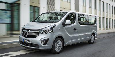 Opel IntelliLink su Vivaro e Movano