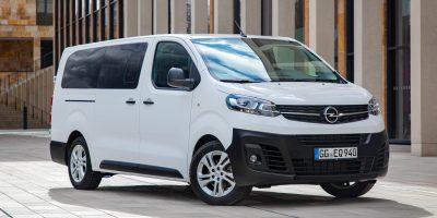 Opel Vivaro Life 2020, il van a 9 posti con prezzi da 28.280 euro