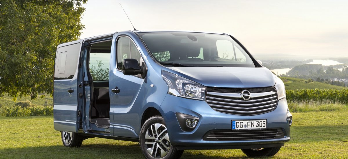 Stylish, comfortable, flexible: The new Opel Vivaro Life is the ideal leisure vehicle with overnight possibility. It will celebate its world premiere at the Frankfurt Motor Show in a few days.