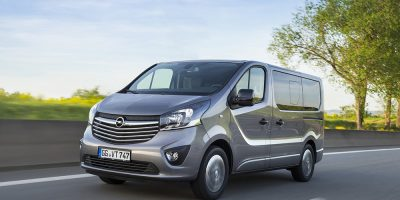 Opel Vivaro Tourer e Combi+: due varianti per il trasporto passeggeri