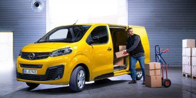 Opel Vivaro-e: zero emissioni, tre lunghezze e tanta autonomia