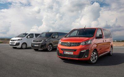 Opel Zafira Life: tante possibilità per viaggiare comodi