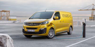 Opel Vivaro-e: nel 2020 il furgone elettrico tedesco