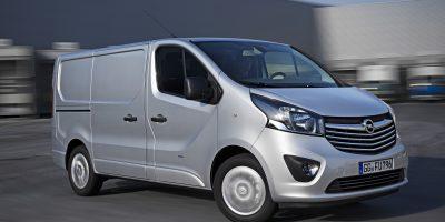 Opel Vivaro Van: le promozioni di marzo 2017