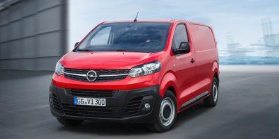 Opel Vivaro: in vendita la terza generazione