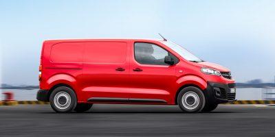 Opel Vivaro 2019: le foto e i dati