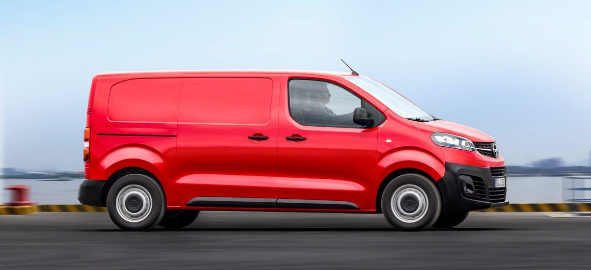 2019 Opel Zafira Panel Van