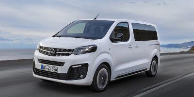 Nuova Opel Zafira Life, al via gli ordini