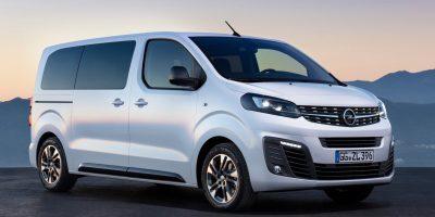 Opel Zafira Life: le foto e i dati