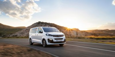 Opel a Transpotec Logitec 2019