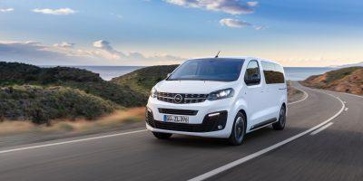 Opel Zafira Life, primo contatto della nuova multispazio tedesca