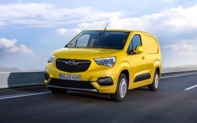 Disponibile il Nuovo Opel Combo-e Cargo