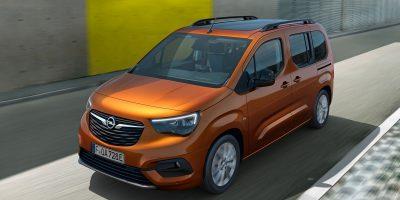 Nuovo Opel Combo-e Life. Il monovolume si fa elettrico