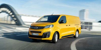 Vivaro-e Opel. Il più grande ordine nel Regno Unito