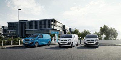 Peugeot e-Expert Hydrogen, ecco il veicolo commerciale a idrogeno
