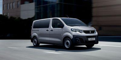 Peugeot Expert Combi BlueHDi 120 EAT8: i dati e i prezzi