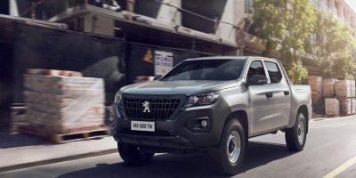 Peugeot Landtrek: il pick-up del Leone che non vedremo in Europa