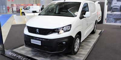 Peugeot a Transpotec Logitec 2019