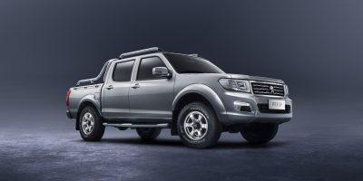 Peugeot Pick Up: dalla Cina per l'Africa