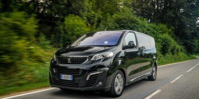 Peugeot Traveller: cambio EAT8 e motore BlueHDi 120 insieme