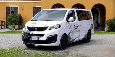Peugeot Traveller Dangel 4×4: 9 posti e trazione integrale