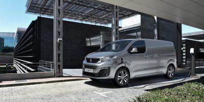 Peugeot e-Expert: il van elettrico del Leone