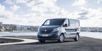 Renault, la prova su strada del nuovo Trafic