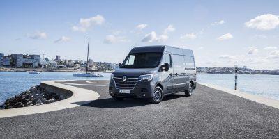 Renault, la prova su strada del nuovo Master