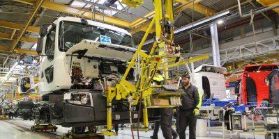Renault Trucks, al via la produzione in serie degli autotelai elettrici