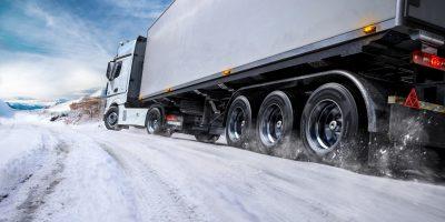 Hankook SmartControl: pneumatici invernali per autocarri e bus