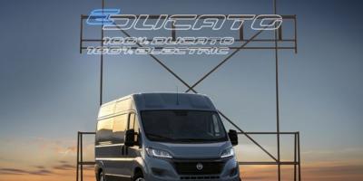 Podcast E-Ducato: con Fiat Professional ecco la prima serie a bordo di un mezzo in movimento