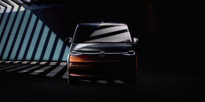 Nuovo Volkswagen Multivan, presentazione in streaming